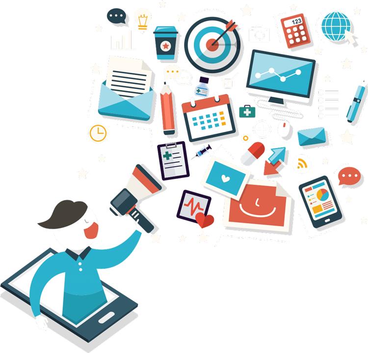 خدمات دیجیتال مارکتینگ سلامت